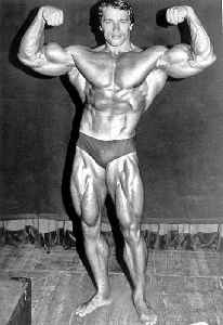 Bodybuilding: Use of progressive resistance exercise to control and develop one's musculature