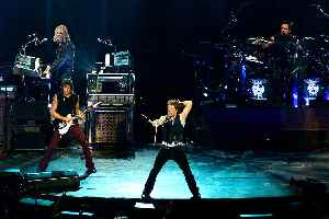 Bon Jovi: Rock band from the United States