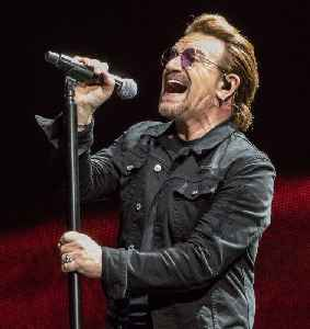 Bono: Irish rock musician
