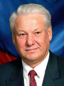 Boris Yeltsin: Soviet and Russian politician, First President of Russia