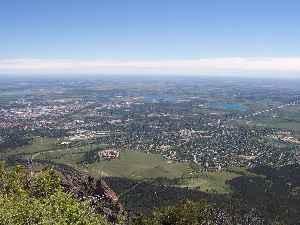 Boulder, Colorado: Home rule municipality in Colorado, United States