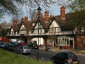 Bournville: Human settlement in England