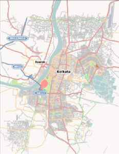 Bowbazar: Neighbourhood in Kolkata in West Bengal, India