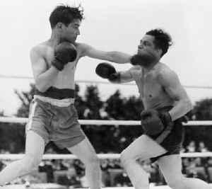 Boxing: Combat sport
