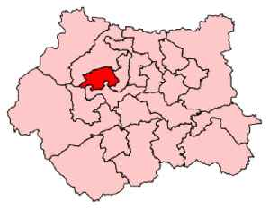 Bradford West (UK Parliament constituency): Parliamentary constituency in the United Kingdom