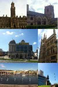 Bradford: City in the City of Bradford, Yorkshire, England