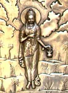 Brahmacharini: A form of goddess Parvati