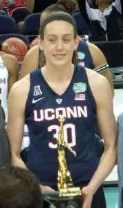 Breanna Stewart: American basketball player
