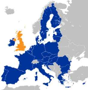 Brexit: United Kingdom's planned withdrawal from the European Union