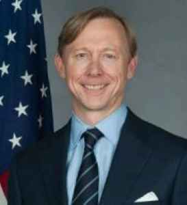 Brian Hook: American government official