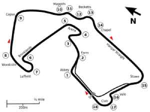British Grand Prix: Auto race held in the United Kingdom