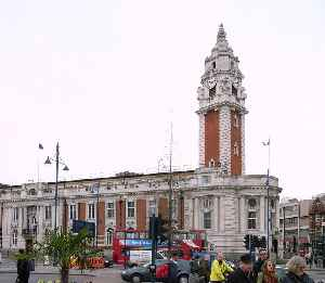 Brixton: District in the London Borough of Lambeth in South London
