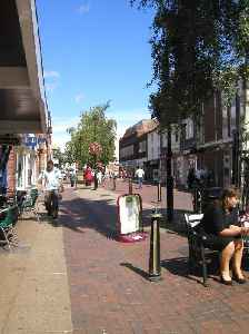 Bromsgrove: Town in Worcestershire, Britain