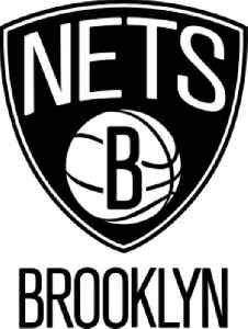 Brooklyn Nets: Professional basketball team based in the New York City borough of Brooklyn