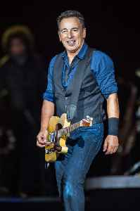 Bruce Springsteen: American singer and songwriter