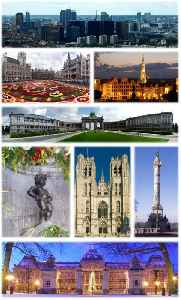 Brussels: Capital region of Belgium
