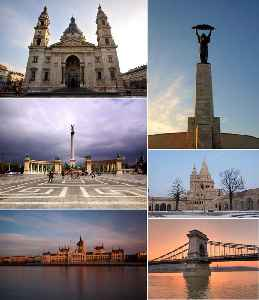 Budapest: Capital city in Hungary