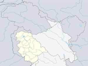 Budgam: Town in Jammu and Kashmir, India