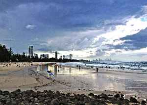 Burleigh Heads, Queensland: Suburb of Gold Coast, Queensland, Australia