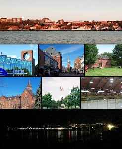 Burlington, Vermont: Largest city in Vermont