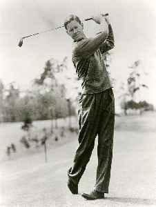 Byron Nelson: American golfer