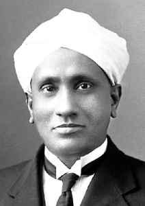 C. V. Raman: Indian physicist