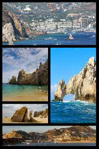 Cabo San Lucas: City in Baja California Sur, Mexico