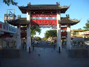 Cabramatta, New South Wales: Suburb of Sydney, New South Wales, Australia