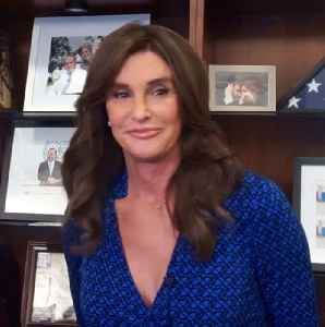 Caitlyn Jenner: American reality television personality and retired Olympic decathlete champion