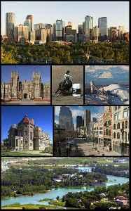 Calgary: City in Alberta, Canada