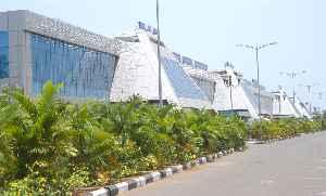 Calicut International Airport: Airport in Karipur, Malappuram, Kerala, India
