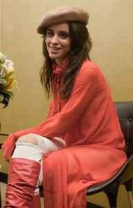 Camila Cabello: Cuban-American singer, songwriter and actress