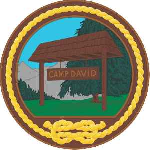 Camp David: Country retreat of the President of the United States