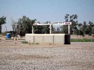 Camp Taji: Place in Baghdad Governorate, Iraq