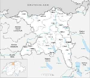 Canton of Aargau: Canton of Switzerland