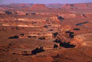 Canyonlands National Park: U.S. National Park located in southeastern Utah near the town of Moab