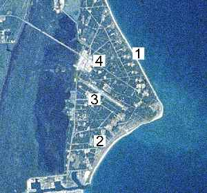 Cape Canaveral Air Force Station: Spaceport on Cape Canaveral, USA
