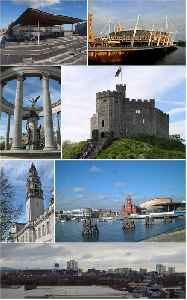 Cardiff: Capital and largest city of Wales