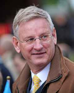 Carl Bildt: Swedish politician, prime minister between 1991-1994, foreign minister between 2006-2014