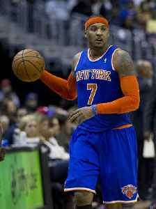 Carmelo Anthony: American basketball player