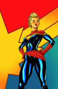 Carol Danvers: Fictional character appearing in Marvel Comics publications and related media