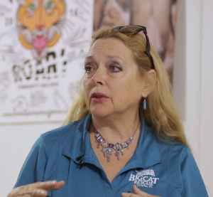 Carole Baskin: American zookeeper and animal rights activist