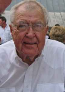 Carroll Shelby: American automotive designer, racing driver, and entrepreneur.
