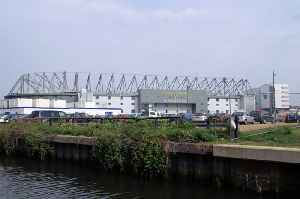 Carrow Road: Football stadium in Norwich, England