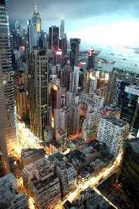 Causeway Bay: Area in Hong Kong