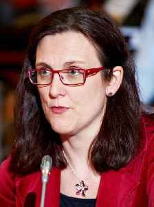 Cecilia Malmström: Swedish politician