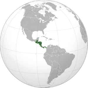Central America: Central geographic region of the Americas