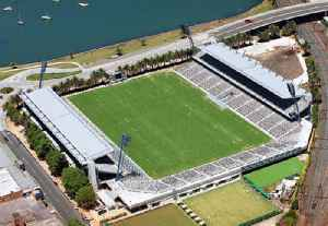 Central Coast Stadium: Sports venue in Gosford, on the Central Coast of New South Wales, Australia