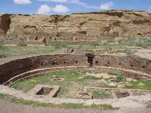 Chaco Culture National Historical Park: