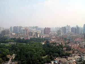 Changning District: District in Shanghai, People's Republic of China